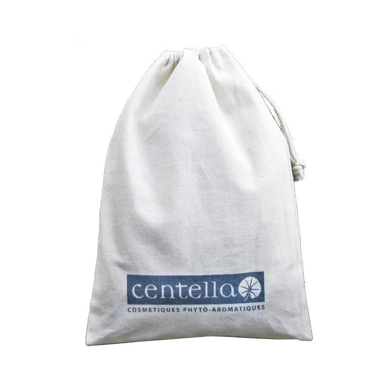 Pochon en Lin imprimé Centella