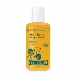 Huile de massage Relax aux huiles essentielles