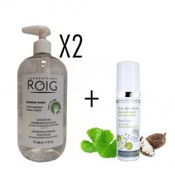 pack-deux-solution-hydroalcoolique-et-crème-mains