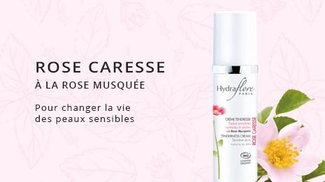 Gamme Hydraflore Rose Caresse